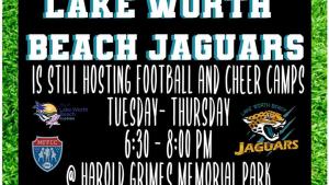 Jaguars Cheer and Football web